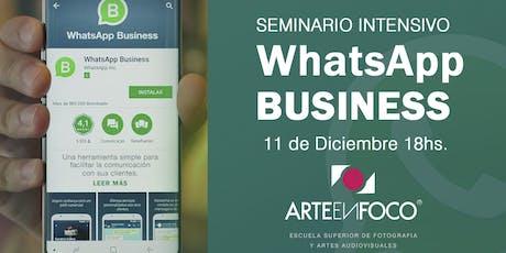WhatsApp Business: Catálogo de tus productos/servicios en tu Celular y mucho más!!tickets