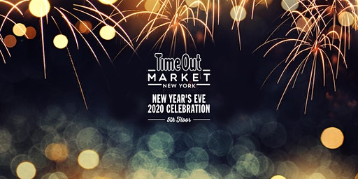 New Year's Eve Celebration At Time Out Market New York