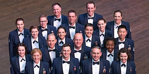 The USAF Band Singing Sergeants - Redlands, CA