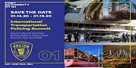 Port Authority NY & NJ International Transportation Policing Summit tickets