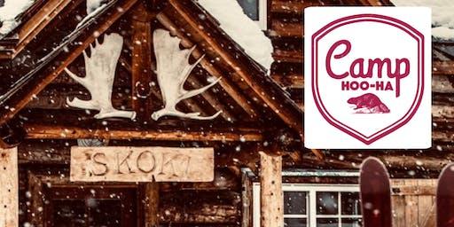 Camp Hoo-ha Grande Prairie : HOLIDAY BAKING