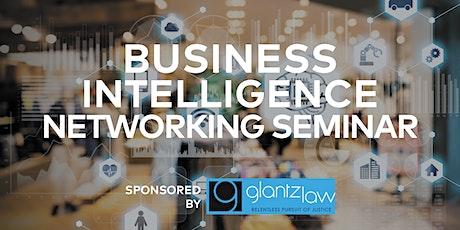 Business Intelligence Networking Seminar - One Night Lecture - Traducción Simultánea al Español - MIAMI tickets