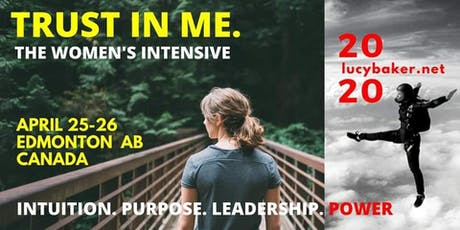 Trust In Me: The Women's Intensive tickets