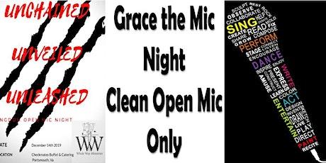 U3 Grace the Mic Night tickets