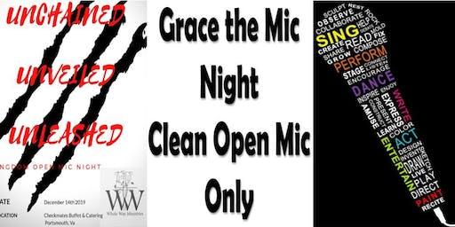 U3 Grace the Mic Night