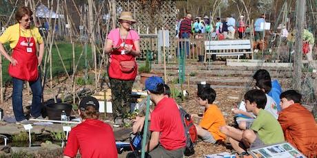 Boy Scout Gardening Merit Badge Workshop tickets