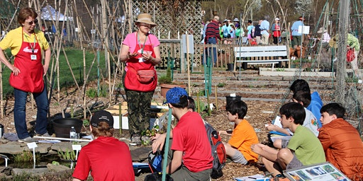 Boy Scout Gardening Merit Badge Workshop