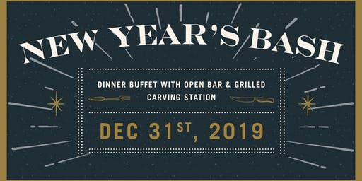 Hotel Born New Years Eve Bash hosted by Citizen Rail