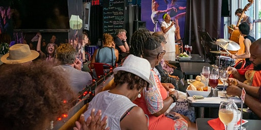 International Women in Jazz Holiday Party & Jam