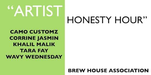 "The 14-40 Presents ""Artist Honesty Hour"""
