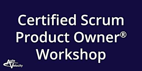 Certified Scrum Product Owner Workshop – Austin tickets