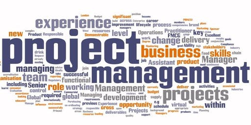 Project Management Fundamentals Class | Houston, Texas