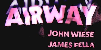 "Airway:  Los Angeles Free Music Society ""big band"""
