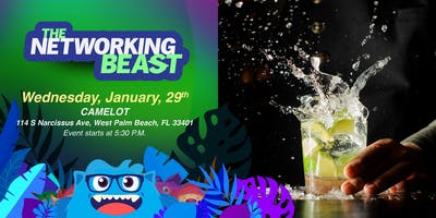 The Networking Beast - Come & Network With Us (CAMELOT) West Palm Beach