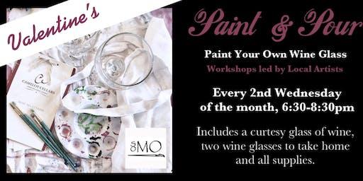 Paint & Pour | Valentine's