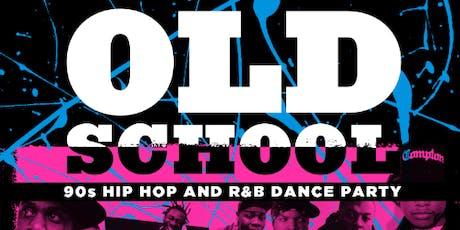 Old School - 90's Hip Hop Dance Party tickets