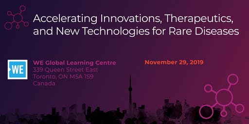Accelerating Innovations, Therapeutics & New Technologies for Rare Diseases