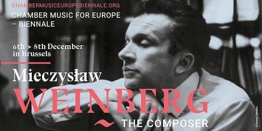 Weinberg The Composer - Les Metamorphoses, Wispelwey, Charlier, Feye