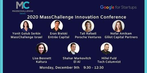 MassChallenge Israel: 2020 Innovation Conference
