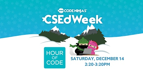 Computer Science Education Week - Hour of Code (FREE) tickets
