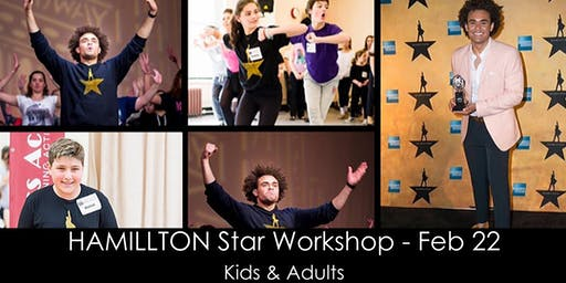 HAMILTON Workshop with HAMILTON Star, Andrew Chappelle in Nashville, TN