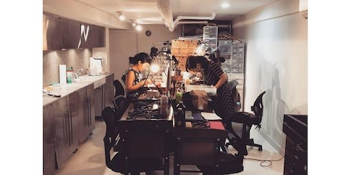 Jewelry Production Beginner's Course (03-21-2020 starts at 3:00 PM)
