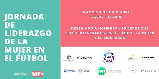 Jornada de Liderazgo de la Mujer en el Fútbol