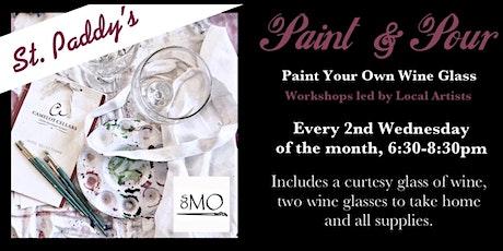 "Paint & Pour | St. Paddy""s biglietti"