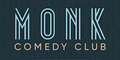Monk Comedy Club billets
