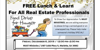 FREE Lunch & Learn/ Realtors: Learn How To Go From Making $0 to $100,000 Within Your First Year!
