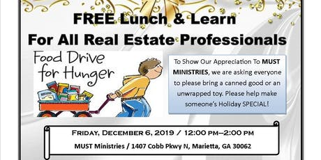 FREE Lunch & Learn/ Realtors: Learn How To Go From Making $0 to $100,000 Within Your First Year! tickets