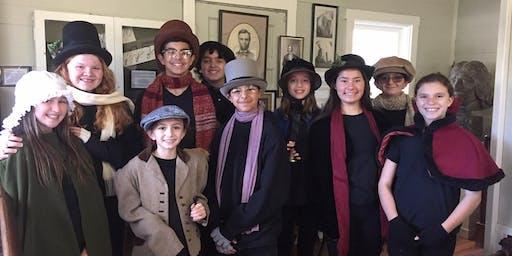 "Peña Adobe Historical Society Presents ""A Victorian Christmas"" Sat. Dec 7th"