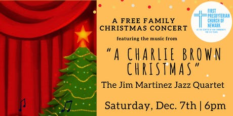 A Free Family Christmas Concert Music from A Charlie Brown Christmas tickets