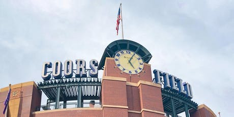 Member ONLY Rockies Event tickets