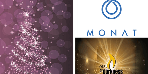 Monat Gratitude Out of Darkness December 2019