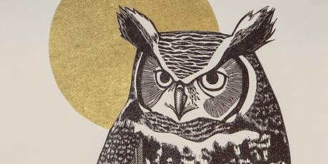 Carving Nature: An Introduction to Block Printing Workshop with Emily Robinson, Craft and Quail Studio tickets
