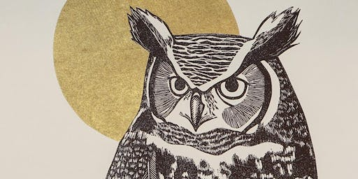 Carving Nature: An Introduction to Block Printing Workshop with Emily Robinson, Craft and Quail Studio