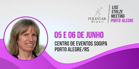 Lise Stolze Meeting Porto Alegre ingressos
