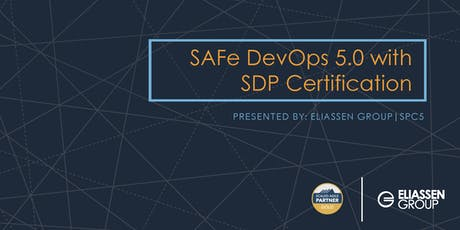 SAFe DevOps with Practitioner Certification (SDP) - Los Angeles - Feb tickets