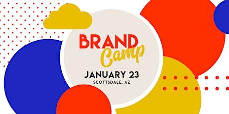 Brand Camp tickets