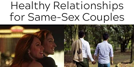 HRI Relationship Booster: Healthy Relationships for Same-Sex Couples tickets
