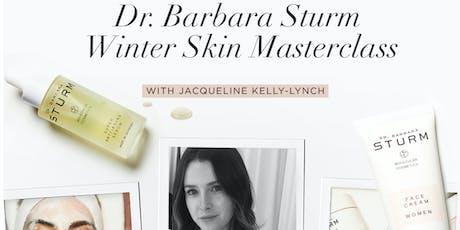 Dr. Sturm Winter Skincare Masterclass tickets