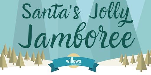 Santa's Jolly Jamboree at The Willows