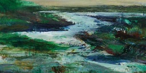 4 Weeks: Open Abstract & Impressionism (March) with Art Cornell