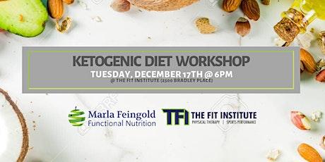 Ketogenic Diet Workshop tickets
