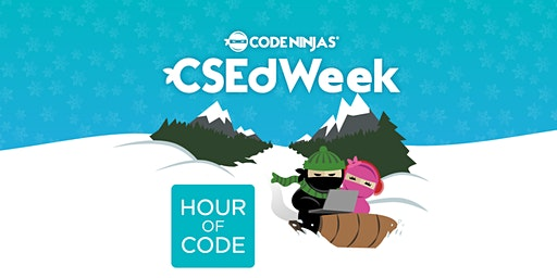 Hour of Code Events at Code Ninjas