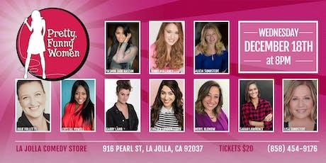 Pretty, Funny Women - 8pm tickets