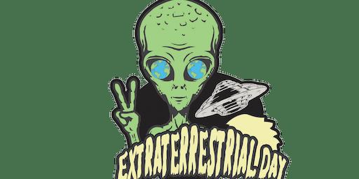2020 Extraterrestrial Day 1M 5K 10K 13.1 26.2 -Ann Arbor