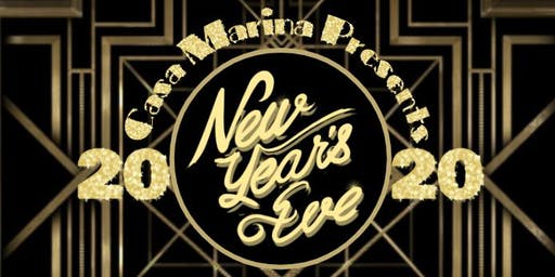 Casa Marina's New Year's Eve Party 2020