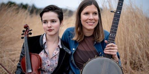 Banjofest Banjo/Fiddle Workshop with Allison De Groot & Tatiana Hargreaves